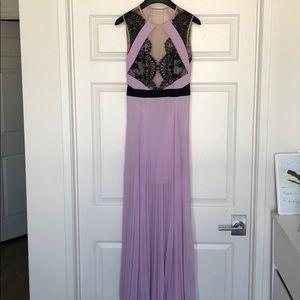 Gorgeous Lavender Evening Gown